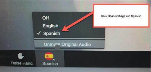 Click Spanish