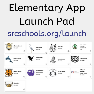 Elementary App Launch Pad