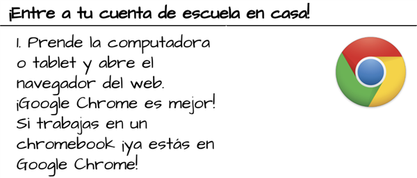 Student Sign In Spanish